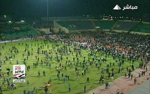 2012 Egyptian Stadium Massacre Still Killing
